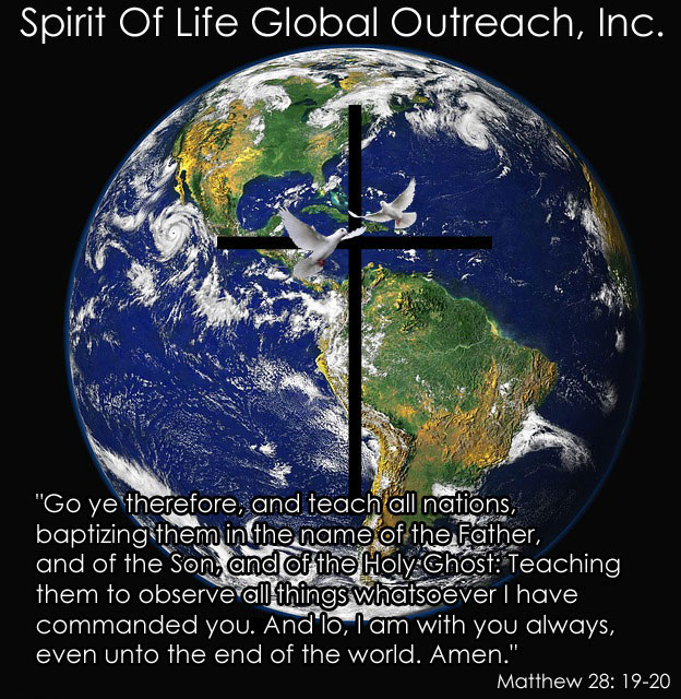 Spirit Of Life Global Outreach